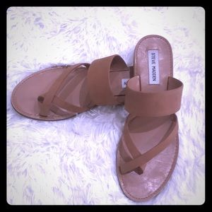 Like New Madden Henly Sandal